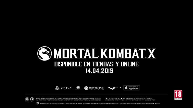 "Mortal Kombat X ""El Clan Shaolin"""