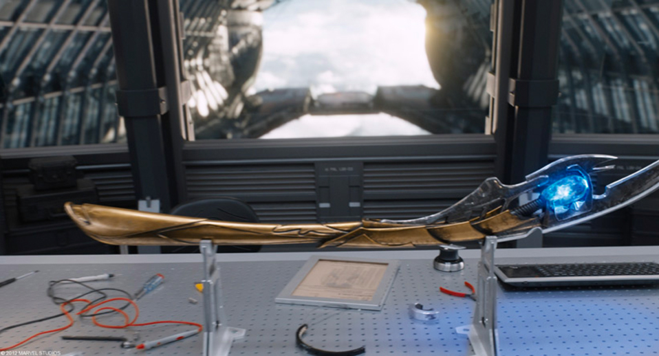 Man at Arms: Chitauri Scepter, el bastón de Loki