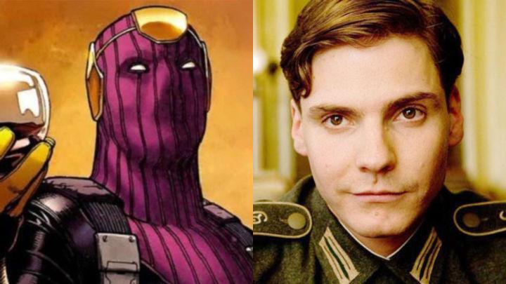 Daniel Bruhl interpretará a Baron Zemo en Captain America: Civil War