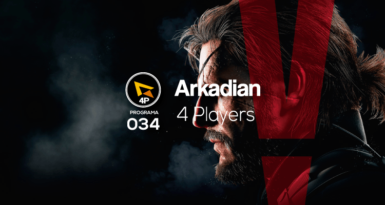 Arkadian 4 Players | Programa 034