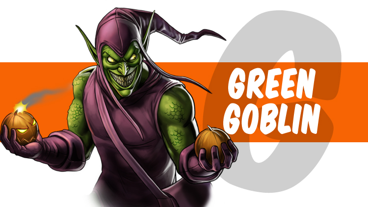 green goblin abc