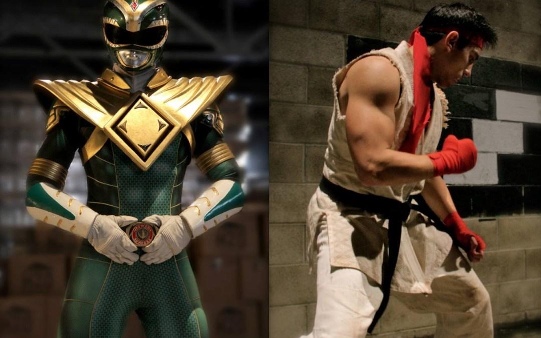 La verdadera pelea del siglo: Ryu vs the Green Ranger