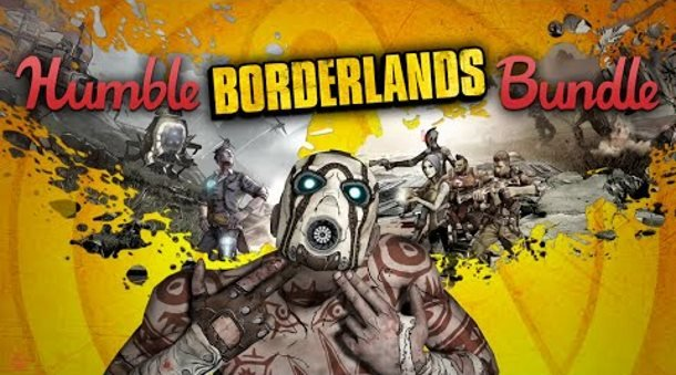 Humble Borderlands Bundle