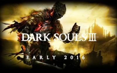 Nuevo gameplay de Dark Souls 3, ahora con jefes!