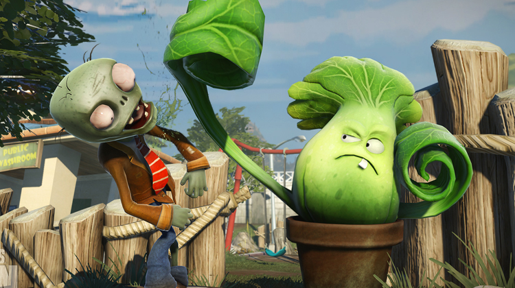 E3 2015 | Te mostramos el tráiler de Plants vs. Zombies: Garden Warfare 2