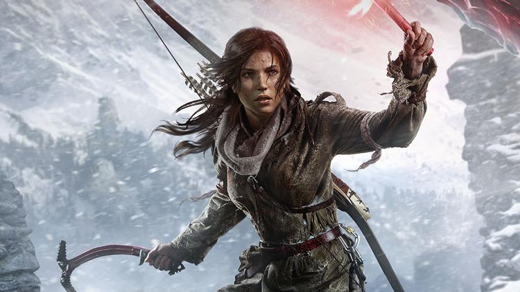 Rise of the Tomb Raider con sus gallinas explosivas