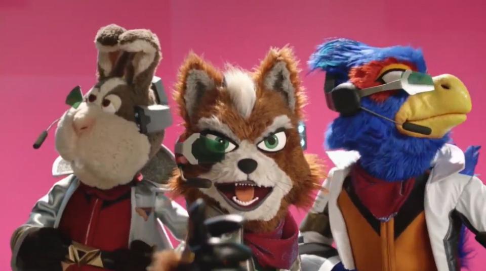 E3 2015 | Star Fox Zero es la nueva entrega de la franquicia