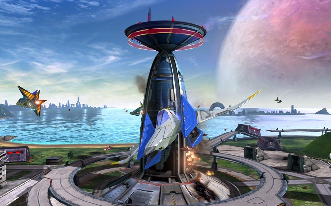 E3 2015 | Star Fox Zero para Wii!