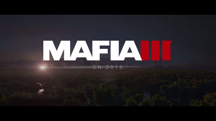 "Trailer Mafia III ""GamesCom 2015"""