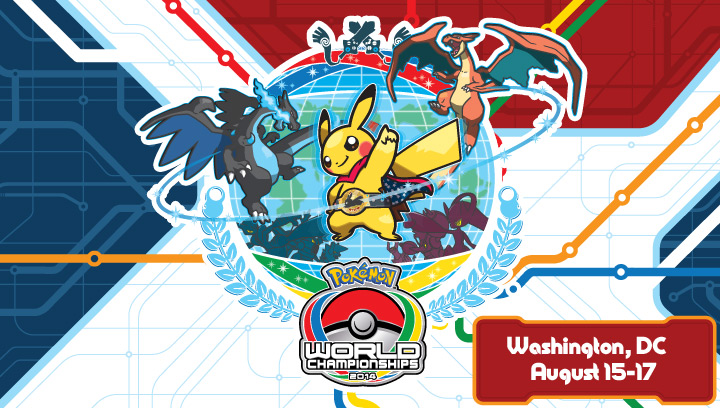 Llega la final de Pokémon World Championships 2015