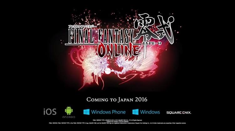 Final Fantasy Type 0 Online es anunciado