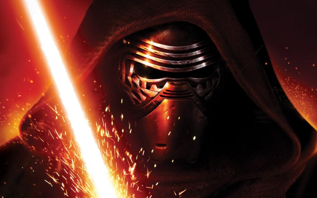 Escucha la voz de Kylo Ren de Star Wars: The Force Awakens