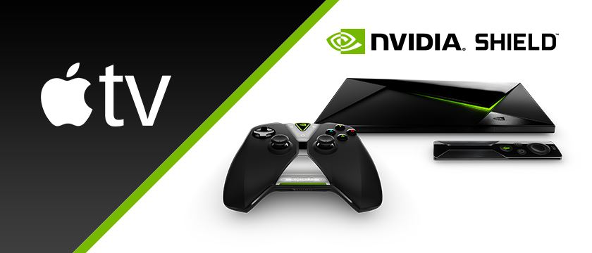 Nvidia se burla de Apple TV