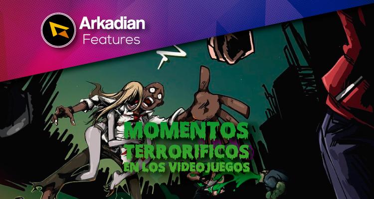 Features | Momentos terroríficos en los videojuegos