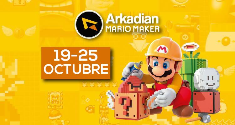 Arkadian Mario Maker [19-25 Octubre]