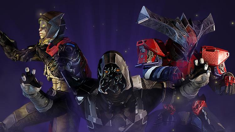 Te presentamos una estrategia para llenar rápidamente tus bolsas de dulces en Destiny