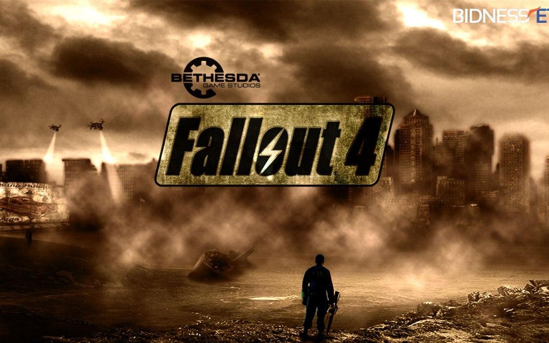 Así se verá Fallout 4 en tu Ps4