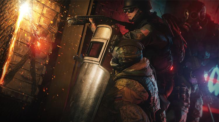 Te presentamos el nuevo tráiler con gameplay para Rainbow Six Siege