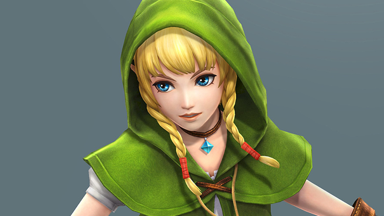 Imágenes de los nuevos personajes de Hyrule Warriors Legends