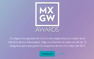 Nominados a los Mexico City Game Week Awards ¡Entra y VOTA!