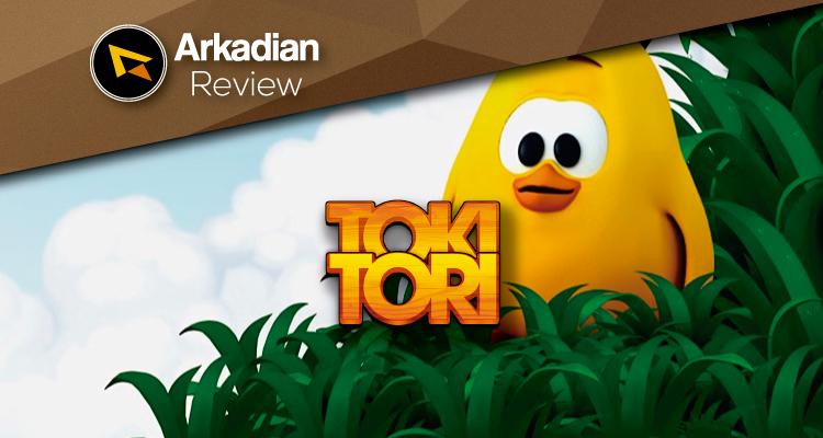 Review   Toki Tori 3DS