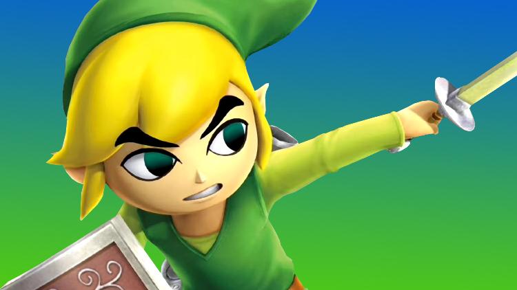 Toon Link se hace presente en el nuevo tráiler de Hyrule Warriors Legends