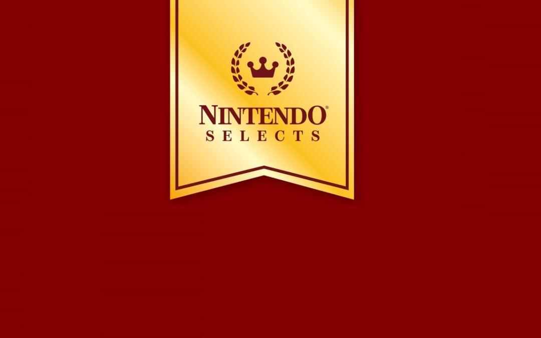 Nintendo Select, juegos a 19.99
