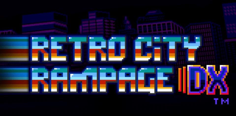 Retro City Rampage DX ya está disponible en la App Store