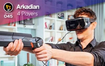 Arkadian 4 Players | Programa 045
