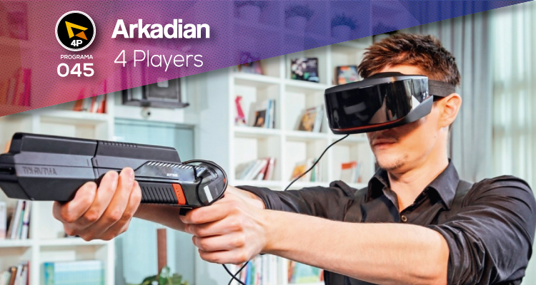 Arkadian 4 Players | Programa 045