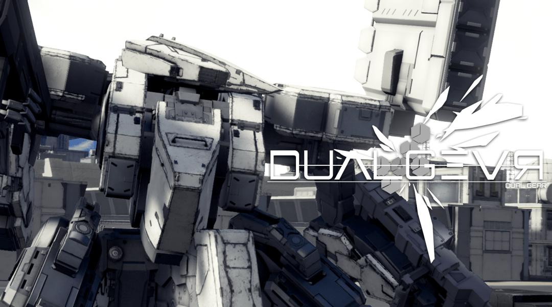 DUAL GEAR lanza pre-alpha demo en Steam