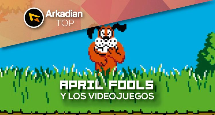 TOP | Mejores bromas gamers de April Fools