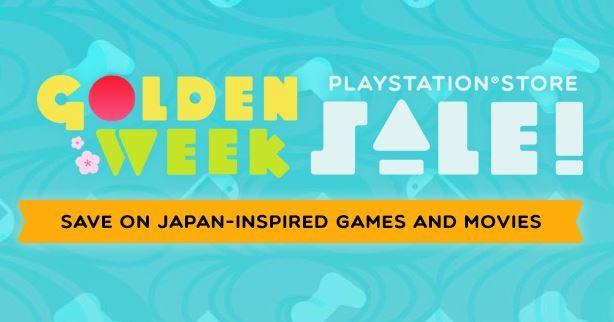 Conoce los descuentos de la Playstation Store de la Golden Week