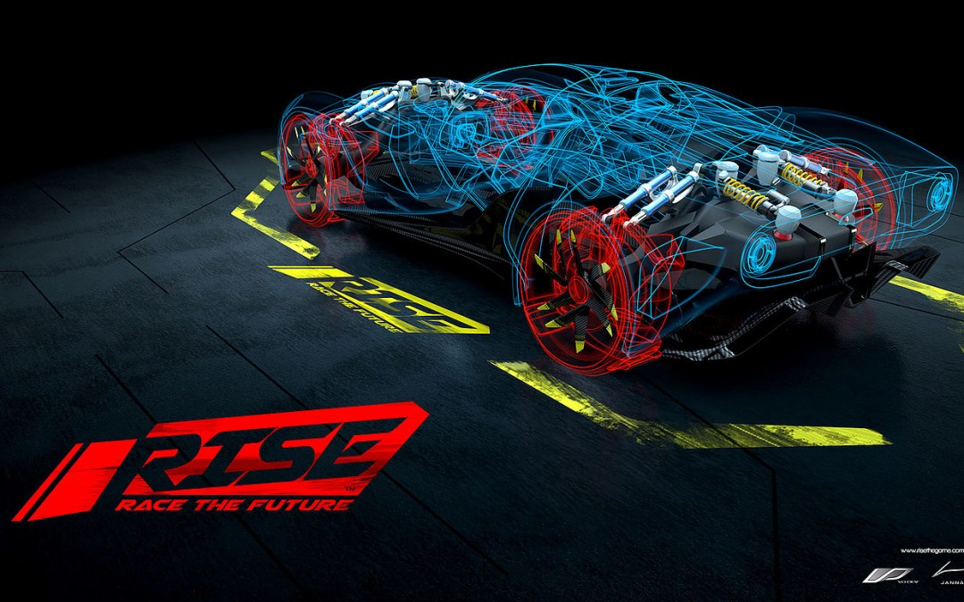 El futuro de las carreras esta en RISE: Race The Future