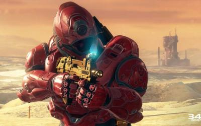 Nueva actualización de Halo 5: Guardians ya disponible