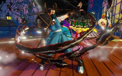 Fecha de lanzamiento de Ibuki para Street Fighter V