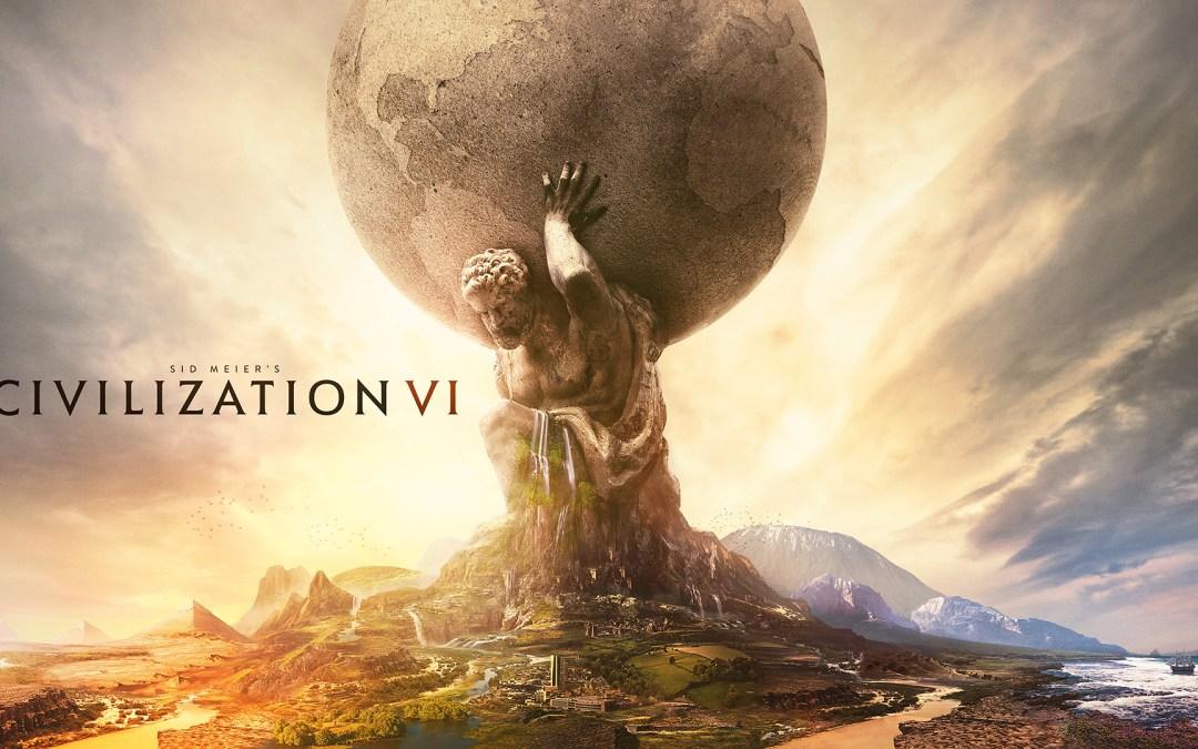 ¡Se anuncia Civilization VI!