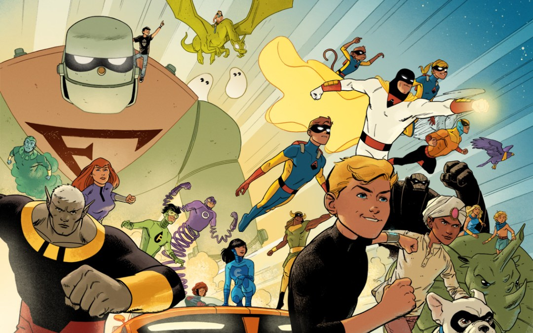 Lista de Lanzamiento de Comics del 18 de Mayo