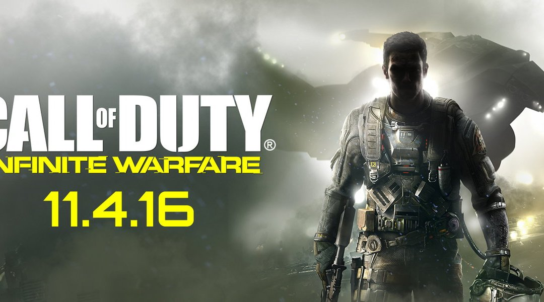 ¡Se confirma la fecha de lanzamiento de Call Of Duty: Infinite Warfare!