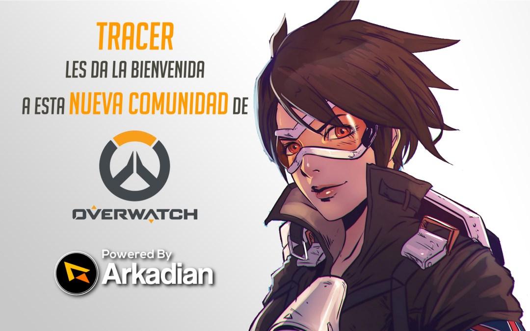 Únete a la nueva comunidad de Arkadian dedicada a Overwatch