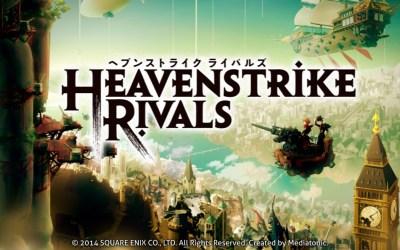 Evento especial de Fullmetal Alchemist en Heavenstrike Rivals