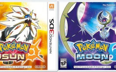2 nuevos Pokémon revelados