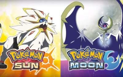 Se revelan los detalles sobre los Pokémon legendarios Solgaleo y Lunala