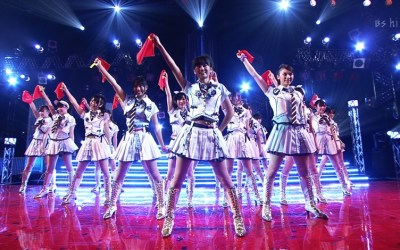 Features | Akb48 y los 48G
