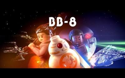 BB-8 en el nuevo trailer de LEGO Star Wars: El despertar de la fuerza
