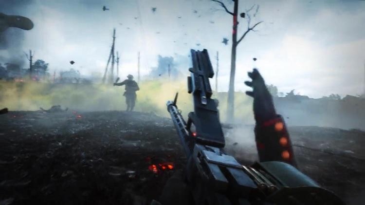 Adelanto de Battlefield 1