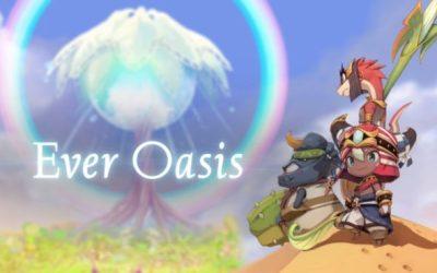 E3 | Ever Oasis ¡el nuevo juego de Nintendo!