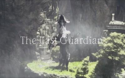E3 2016 | Ahora si hay fecha para The Last Guardian