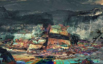 E3 2016 | Into The Pixels, colección del mejor Arte Conceptual del año
