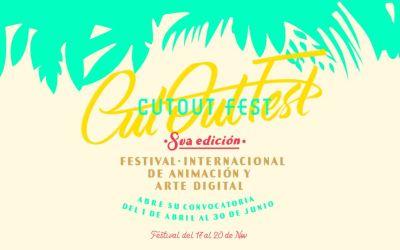 CutOut Fest | ¡Queremos tu Corto!… Aún hay tiempo para registrar tu proyecto